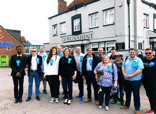 Drayton and Farlington local campaign launched