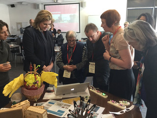Penny Mordaunt MP visits Sensory Project that seeks to embed accessibility and inclusion into teachi