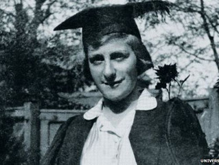 Edith Morley: First female professor honoured at Reading University