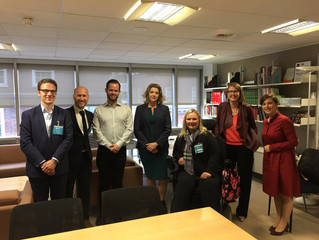 Penny Mordaunt meets with Microsoft