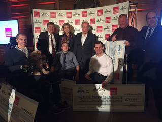 Penny Mordaunt supports Disabled Entrepreneurs at the Stelios Awards