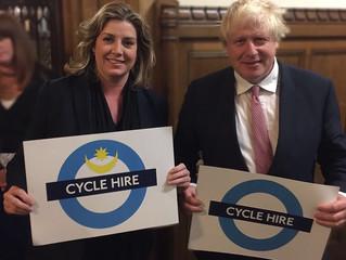 Survey: A 'Boris bike' stylescheme for Portsmouth.