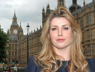 Penny Mordaunt MP: Off The Fence.