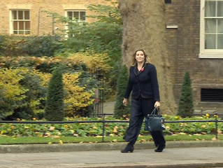 Penny Mordaunt MP has been promoted to the cabinet as the new International Development Secretary