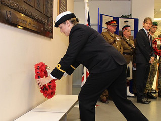 Penny Mordaunt MP: We will remember them