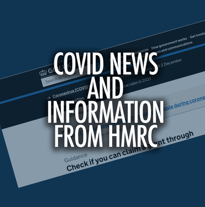 NEWS AND INFORMATION FROM HMRC