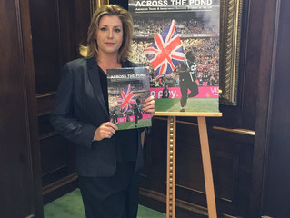 Penny Mordaunt supports the British-American Chamber of Commerce