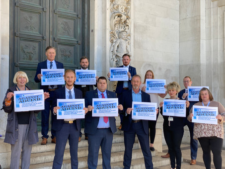 Portsmouth Conservative Group take a stand against AQUIND