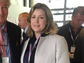 The Minister for Disabled People, Work and Health, Penny Mordaunt, has issued a challenge to British