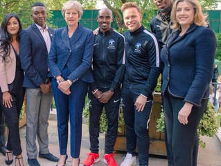 Thanks To UK Aid, Your Soccer Aid Donations Will Go Twice As Far.