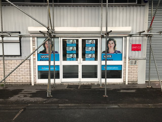 Penny Mordaunt Campaign Centre is now open for General Election