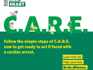 Penny Mordaunt MP calls for constituents to get cardiac arrest ready