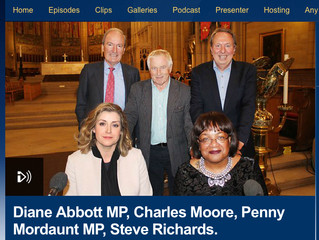 Penny Mordaunt MP on BBC Radio 4 'Any Questions'.