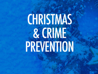 Christmas & Crime Prevention advice from Hampshire Constabulary