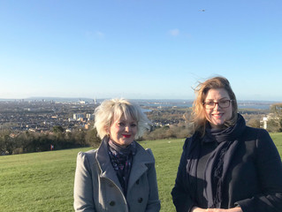 Penny Mordaunt MP welcomes Paulsgrove & North Harbour regeneration