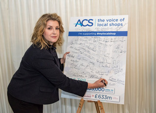 Penny Mordaunt MP Pledges Support for Local Shops in Portsmouth North