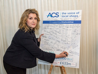 Penny Mordaunt MP Pledges Support for Local Shops inPortsmouth North