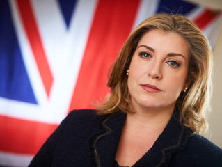 Penny Mordaunt: London has some serious problems. It needs a serious candidate – namely, Andrew Boff