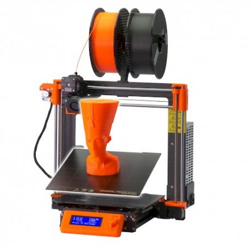 Bring your 3D printer - תיקון משותף של מדפסות תלת מימד