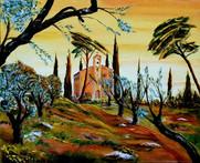 La chapelle aux oliviers 2