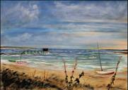 La plage aux coquillages