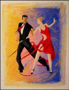 Macho danse