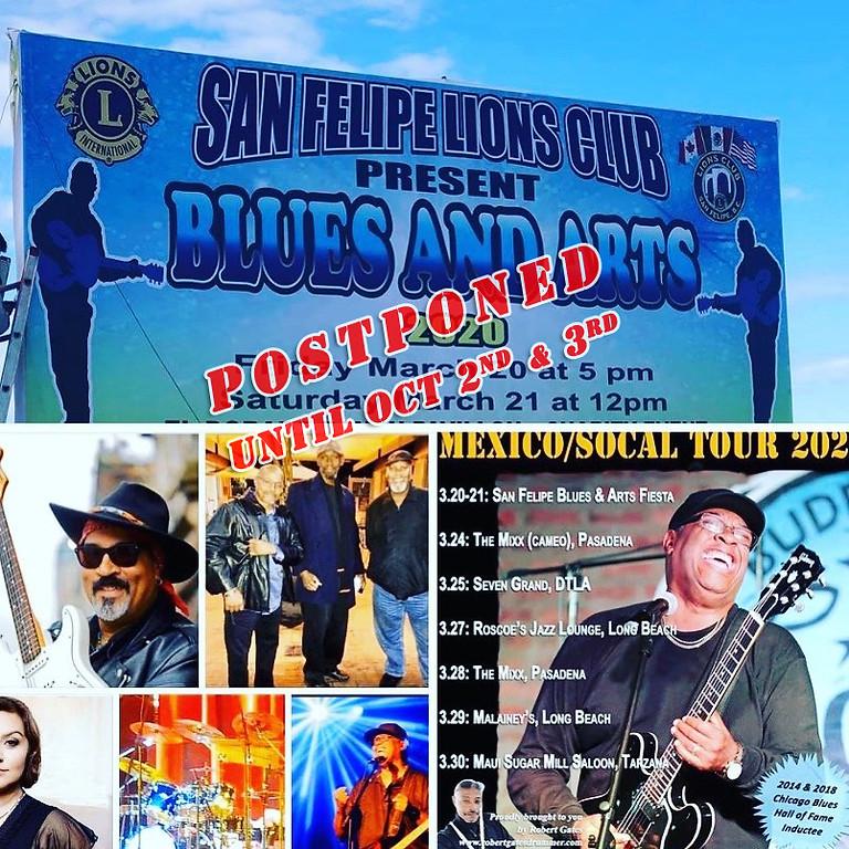 Mike Wheeler Blues Review - Mexico/SoCal Tour 2020