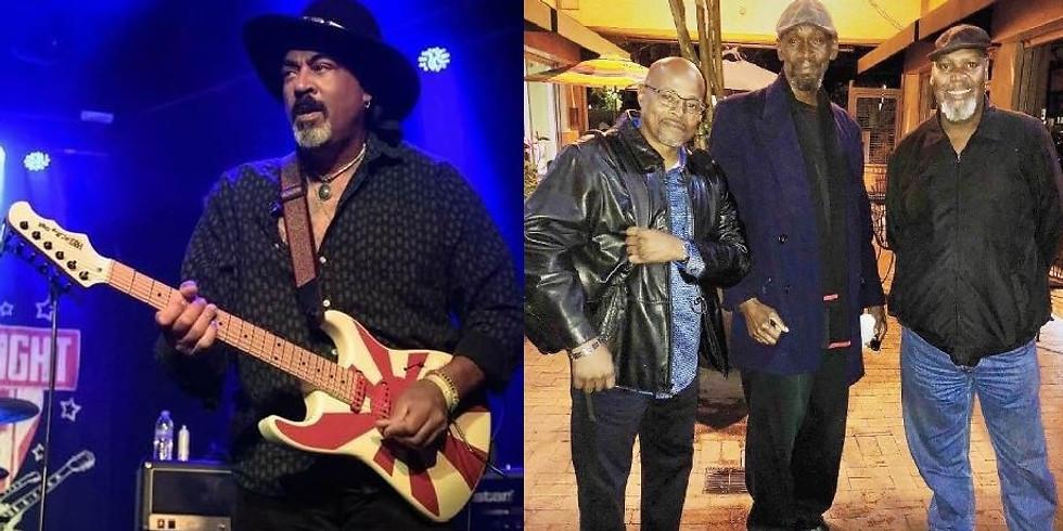 Gregg Wright King of the Rockin' Blues Band