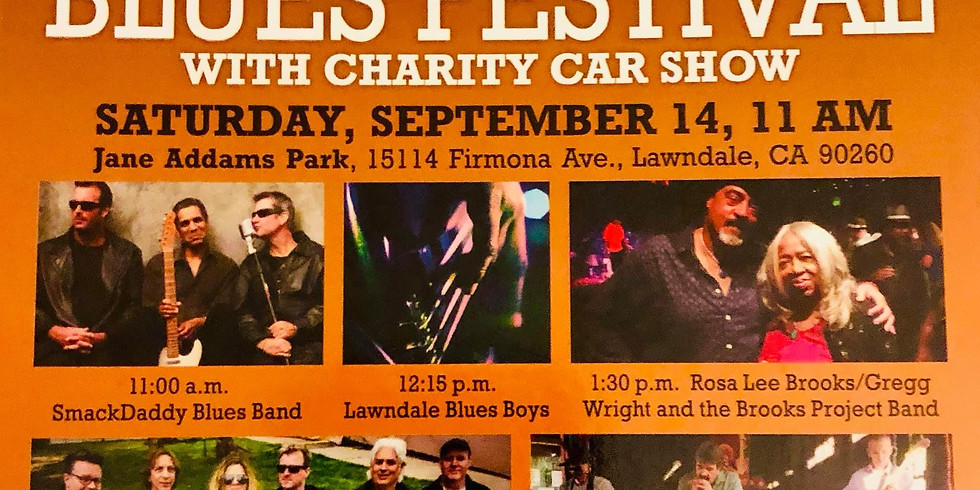 Rockin' Blues in Lawndale 7th Annual Blues Festival - with Awesome Blue