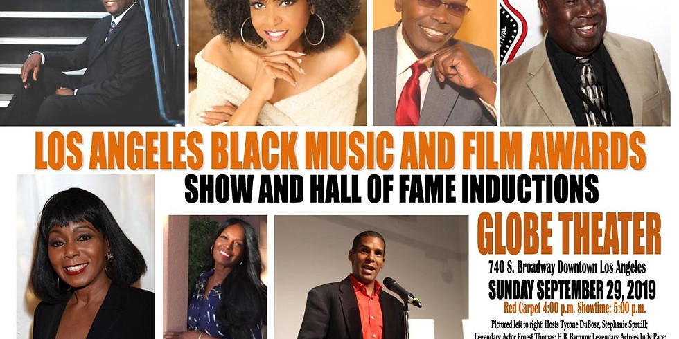 Los Angeles Black Music and Film Awards