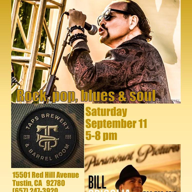 Bill Grisolia & the New Blues Festival All Stars