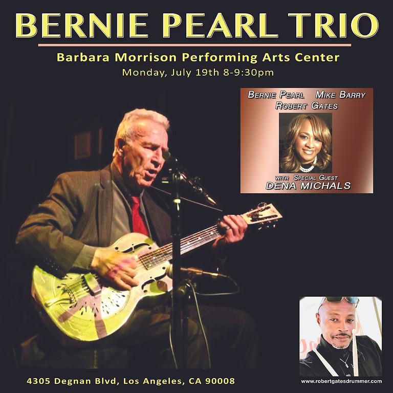 Bernie Pearl Trio
