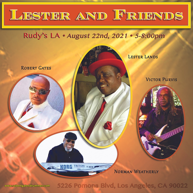 Lester and Friends