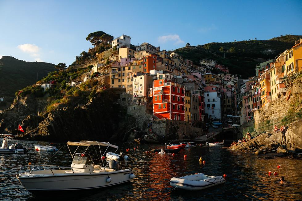 Riomaggiore, Cinque Terra, Italy