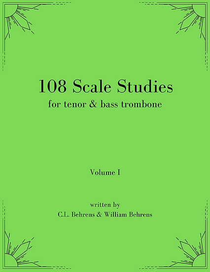 108 Scale Studies, Vol. I