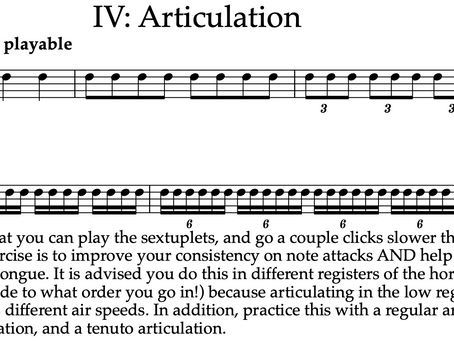 """Step Five: Just say, """"Toh"""" (Articulations)"""