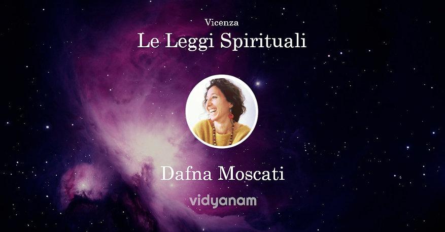 2019 12- Le leggi spirituali dafna Mosca