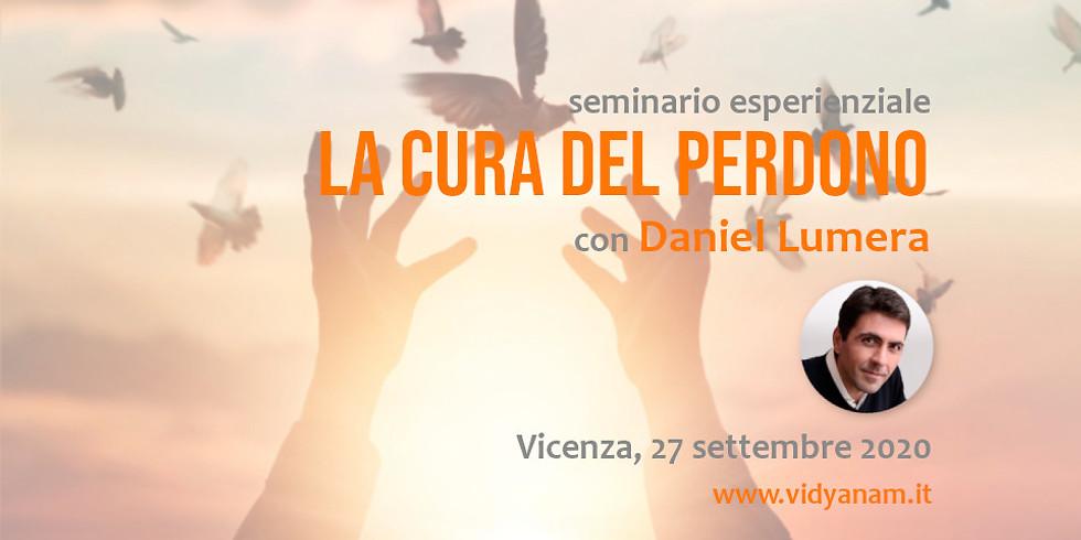 Daniel Lumera in La Cura del Perdono in Veneto