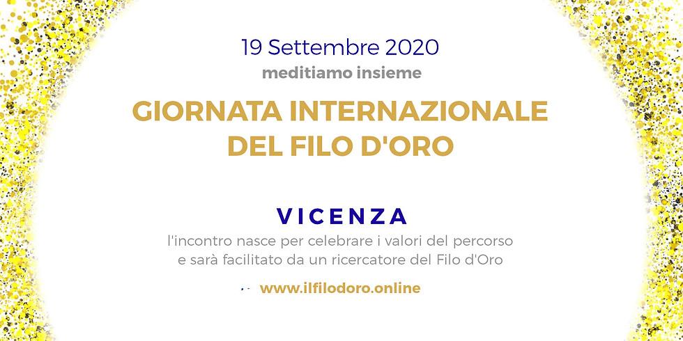 Meditiamo Insieme a Vicenza | Giornata Internazionale del Filo d'Oro