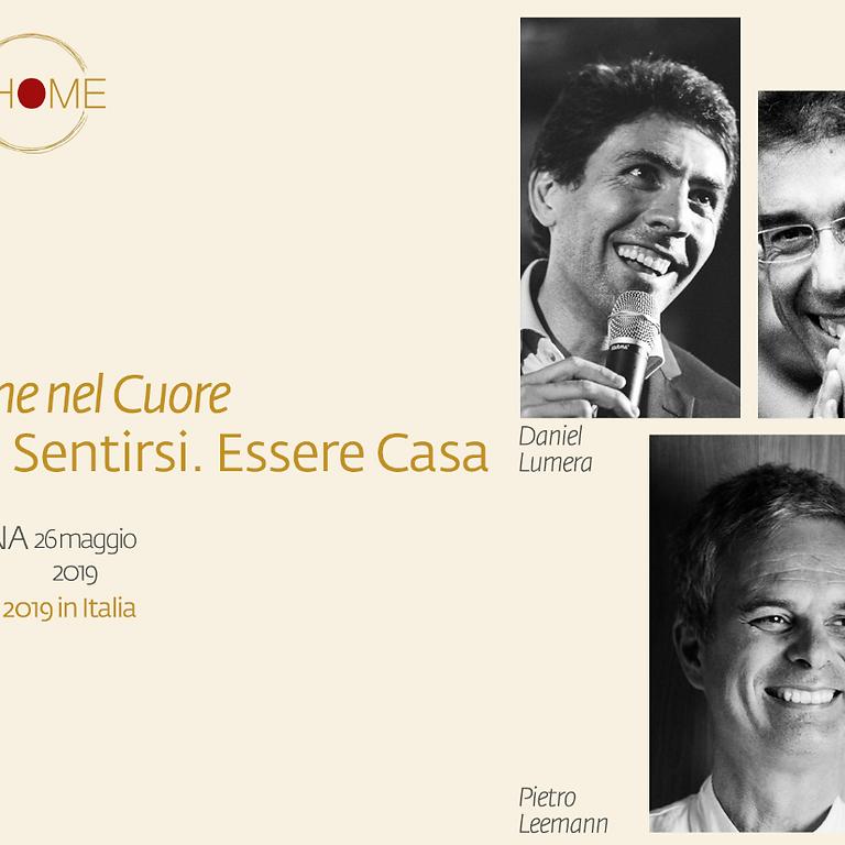 I AM HOME - Daniel Lumera, Emiliano Toso, Pietro Leeman