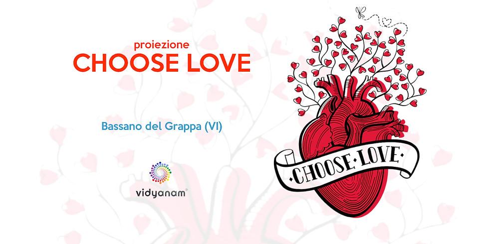 Proiezione Choose Love e dibattito