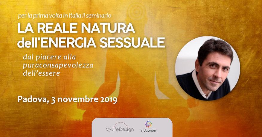 2019 11. Daniel Lumera in La reale natur