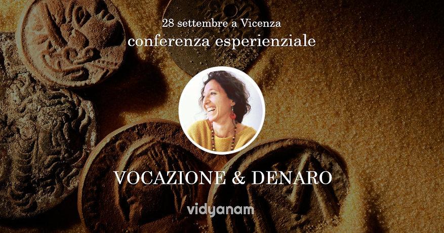 2019 09 Dafna Moscati Denaro Vicenza Vid