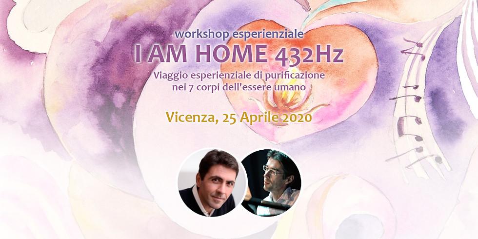 Workshop I Am Home con Daniel Lumera ed Emiliano Toso- Veneto