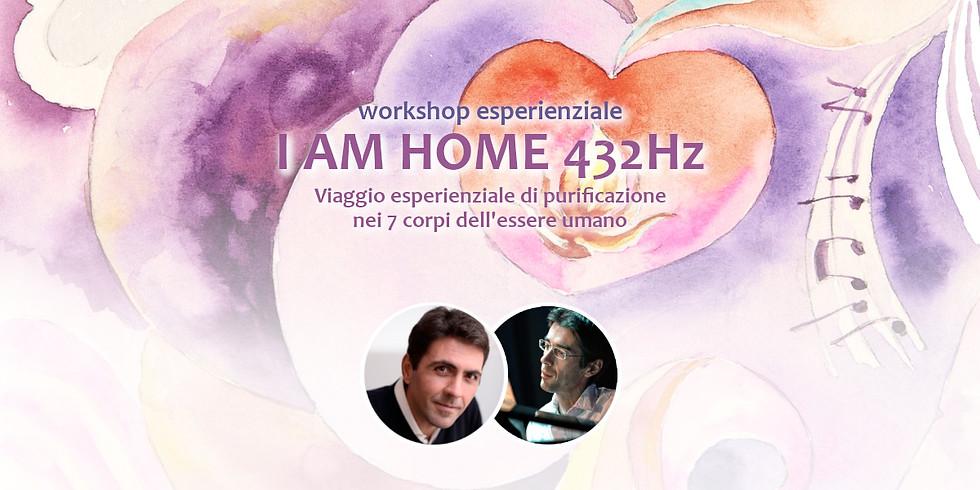 Concerto Meditativo I Am Home con Daniel Lumera & Emiliano Toso a Vicenza ed in Streaming