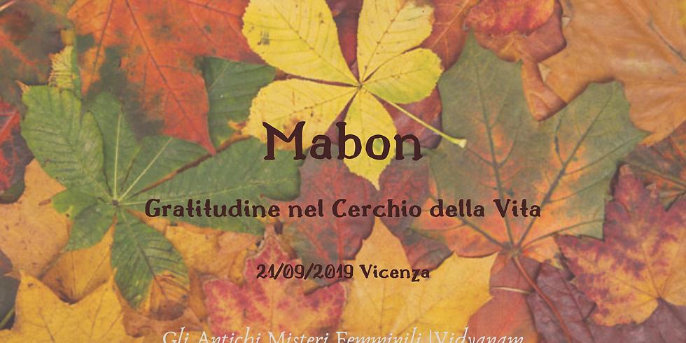 Mabon - Gratitudine nel Cerchio della Vita.