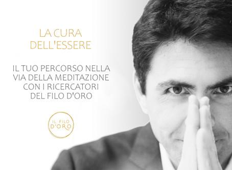 Appuntamento settimanale di Meditazione con Daniel Lumera