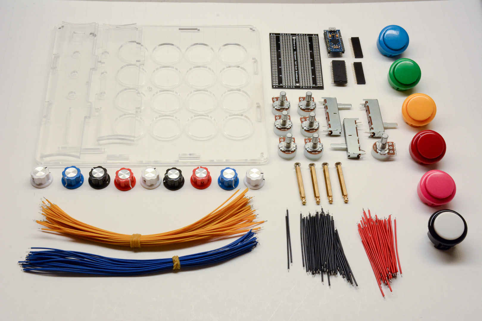 Diy midi controller kit