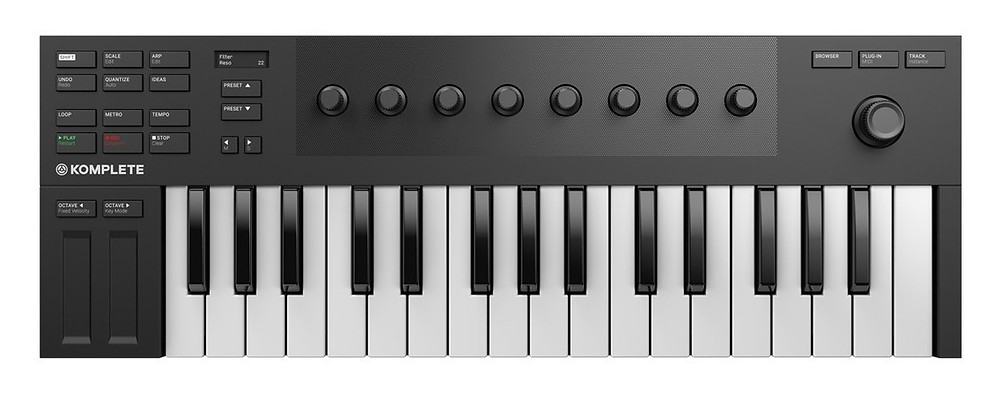 ​ ​Native Instruments Komplete Kontrol M32