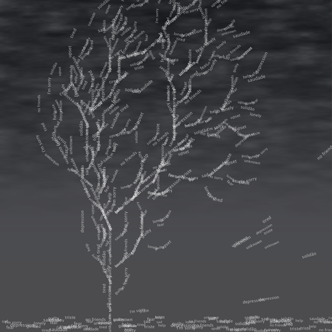 L-System Tree 4 - Roots of Depression